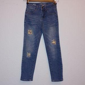 Girls Cherokee jeans super skinny
